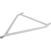 B-G Racing Wheel and Tyre Trolley A-Frame - Powder Coated