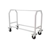 B-G Racing Single Tier Wheel and Tyre Trolley