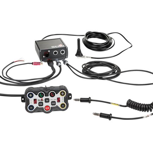 Stilo Rally Intercoms & Headsets
