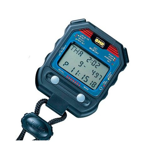 OMP Stopwatches & Lap-timing