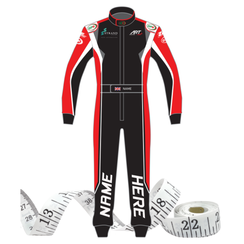 GPR Custom Race Suits