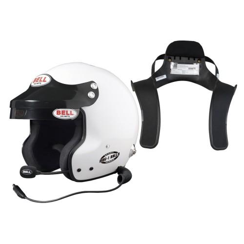Bell Helmet & Hans Bundles