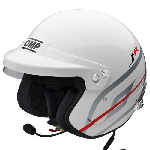 OMP Open Face Race Helmets