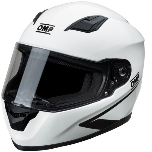 OMP Track Day Helmets