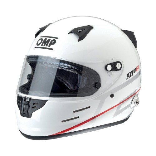 OMP Full Face Race Helmets